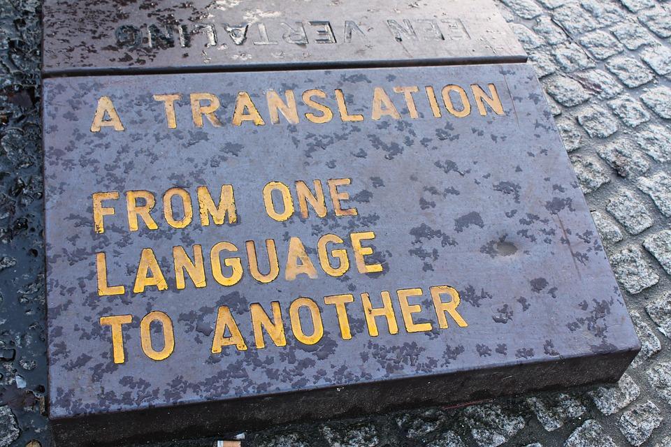 översättningsbyrå bild